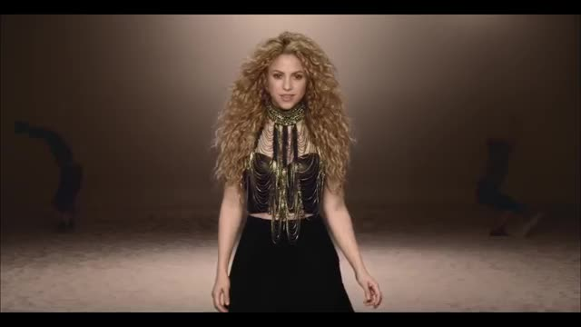 Shakira feat Carlinhos Brown - La La La